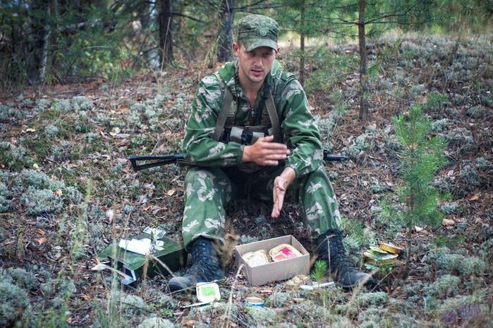 Секретные техники быстрого сна военных армии России