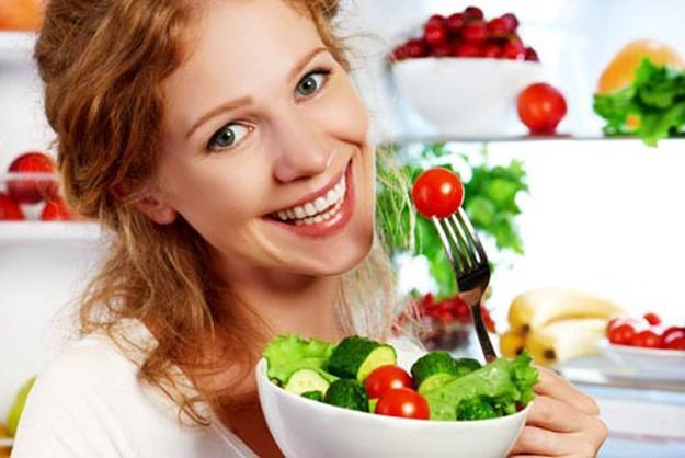 Вегетарианская диета может помочь детям избежать ожирения