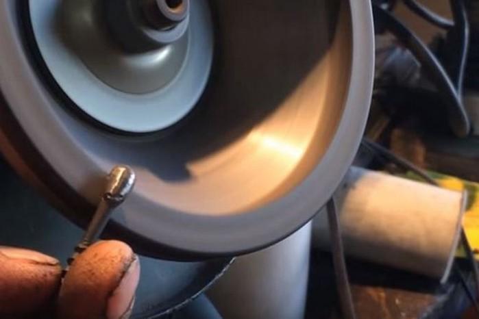 Как из подшипника сделать сверло для каленой стали
