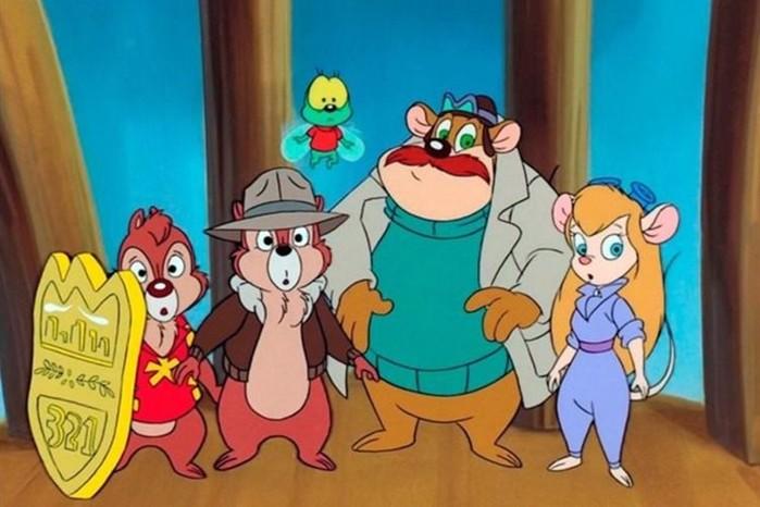 Любопытные факты о мультфильме «Чип и Дейл спешат на помощь»