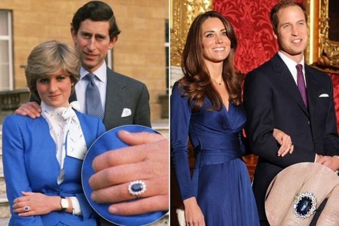 Самые дорогие обручальные кольца, надетые на пальчики прекрасных женщин