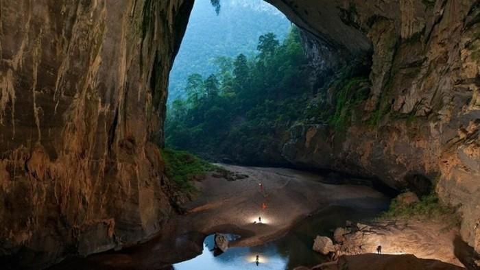 Самые красивые неизученные места Земли
