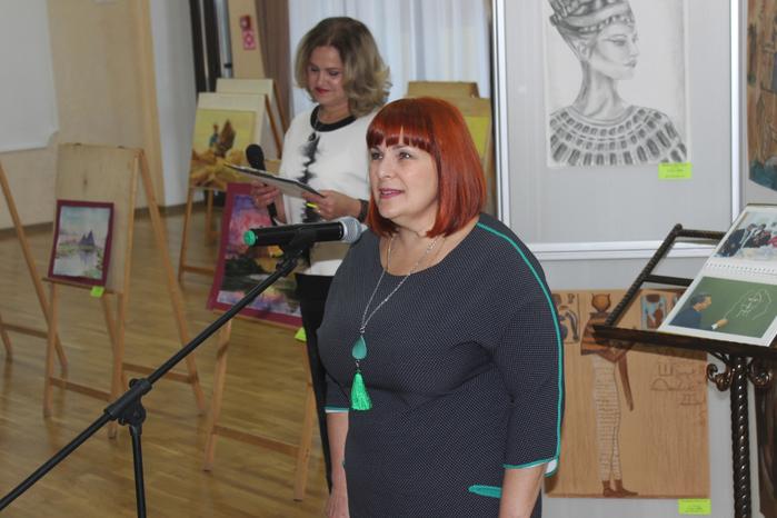 Марина Вячеславовна Ванина