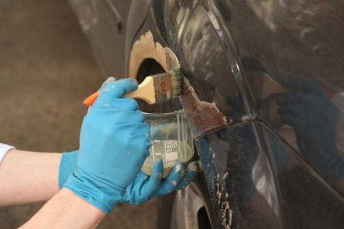 Как спасти ржавеющий кузов автомобиля