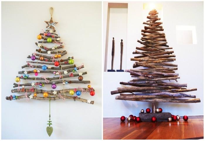 15 идей для творческой новогодней ёлки