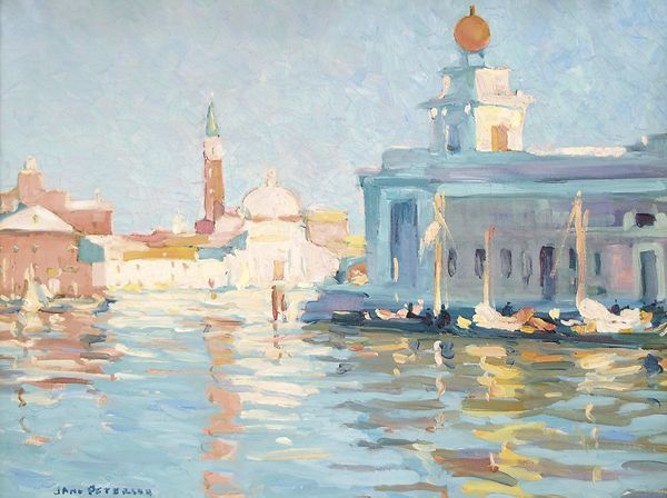jane-peterson-view-of-san-giorgio-maggiore-from-the-lagoon-venice (600x448, 198Kb)