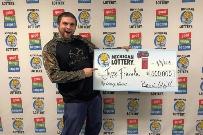 Мужчина доверился снам и выиграл в лотерею
