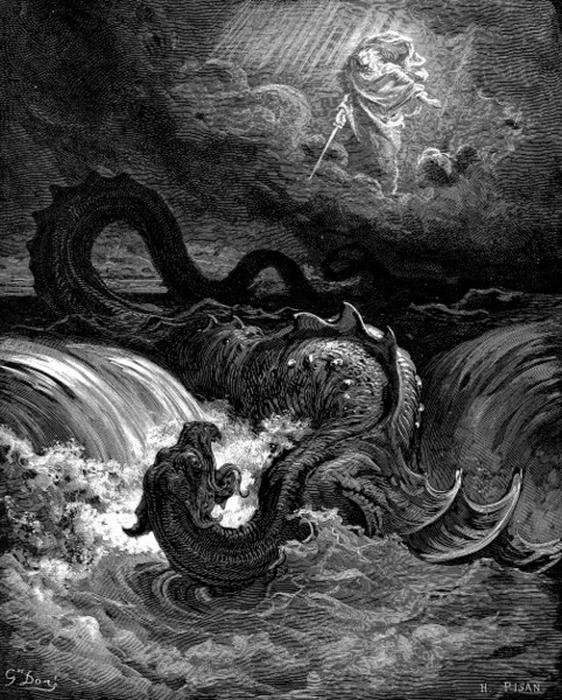 Драконы и единороги: какие библейские животные существовали на самом деле