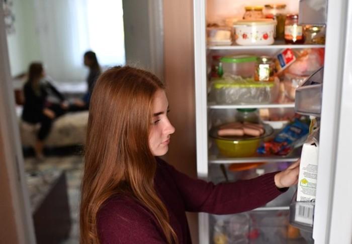 Насколько российские семьи обеспечены продуктами   исследованиеРосстата