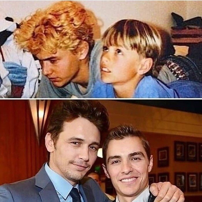 Братья и сестры звёзд кино
