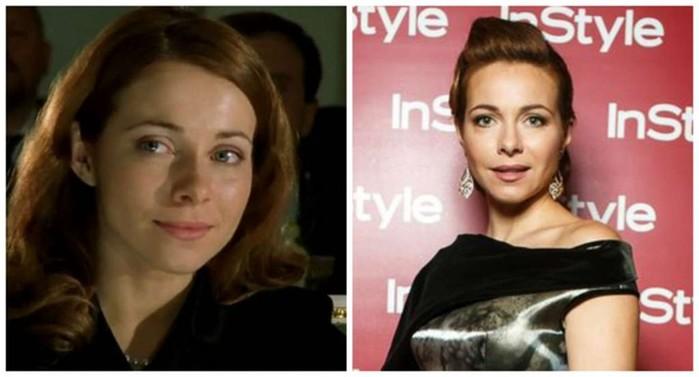 Актеры «Бригады»: тогда и сейчас