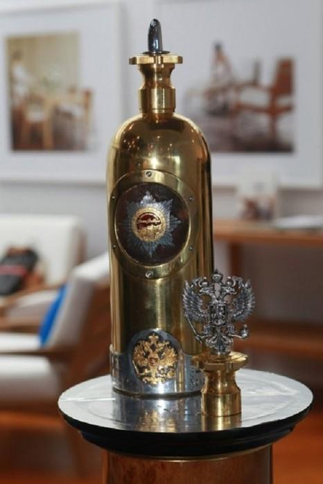 10 самых дорогих бутылок водки на свете