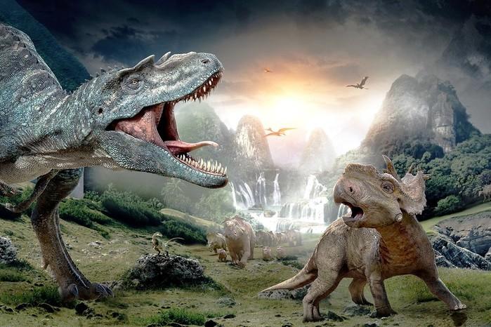 Почему вымерли динозавры (об одной из гипотез)