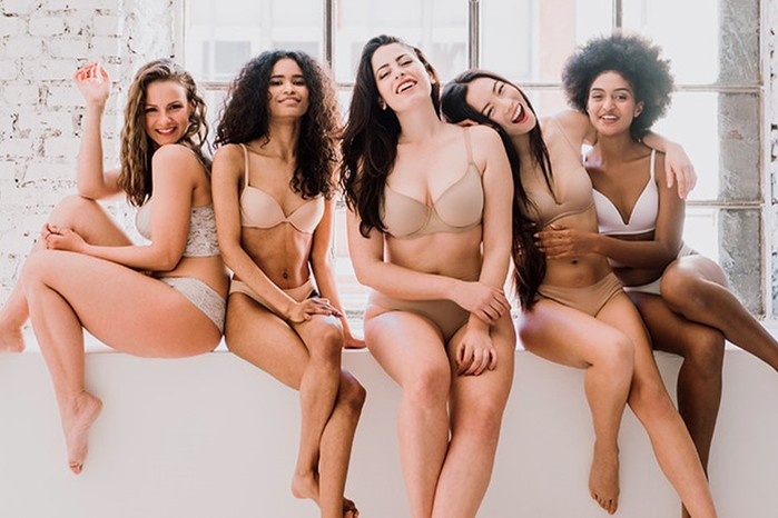 Лучшие бренды женского нижнего белья для худых и полных девушек