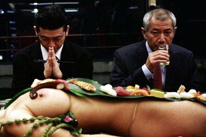 Древняя Япония   родина диких развлечений и сексуальных извращений
