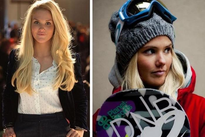 30 самых красивых спортсменок планеты