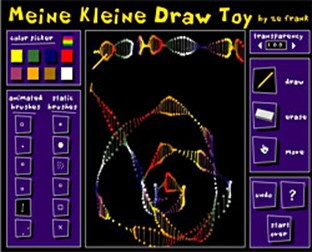 Рисовать онлайн. Рисовалки, редакторы растровой и векторной графики