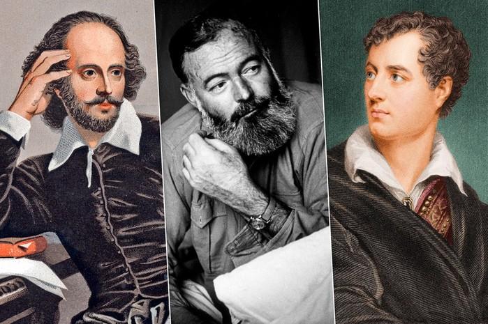 Ломоносов, Шекспир и другие гении, которые увлекались алкоголем не на шутку