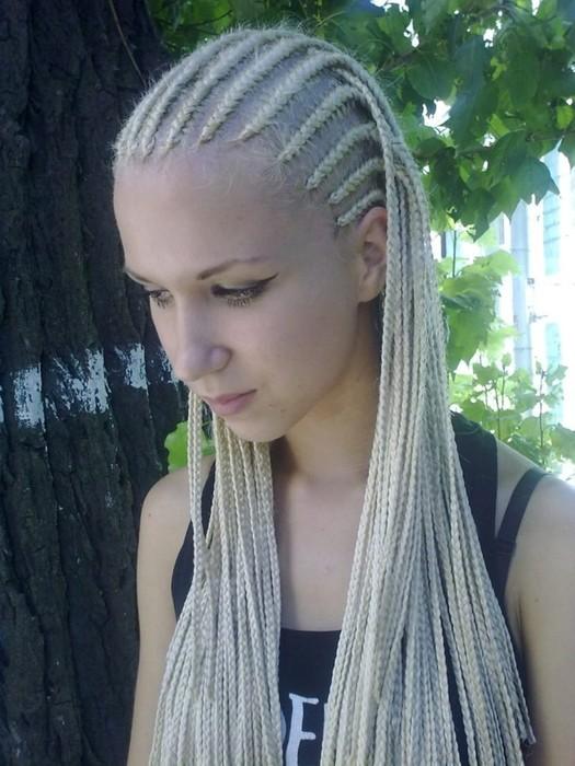 Модная причёска «брейды» для уверенных в себе женщин. И мужчин!