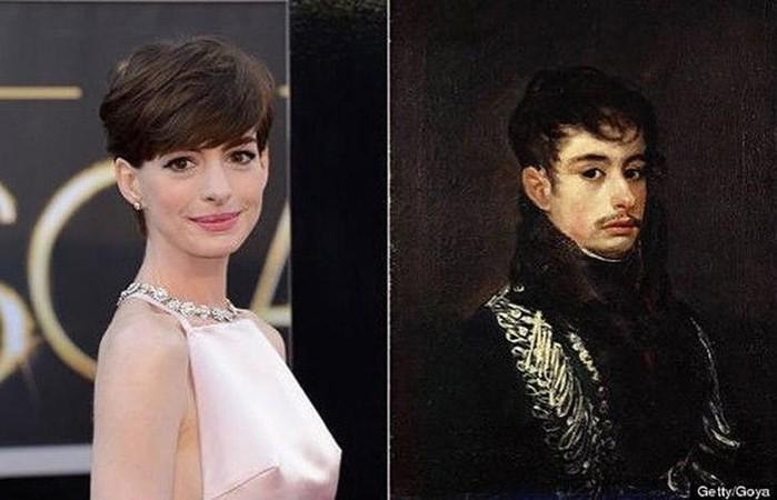 Исторические двойники актеров