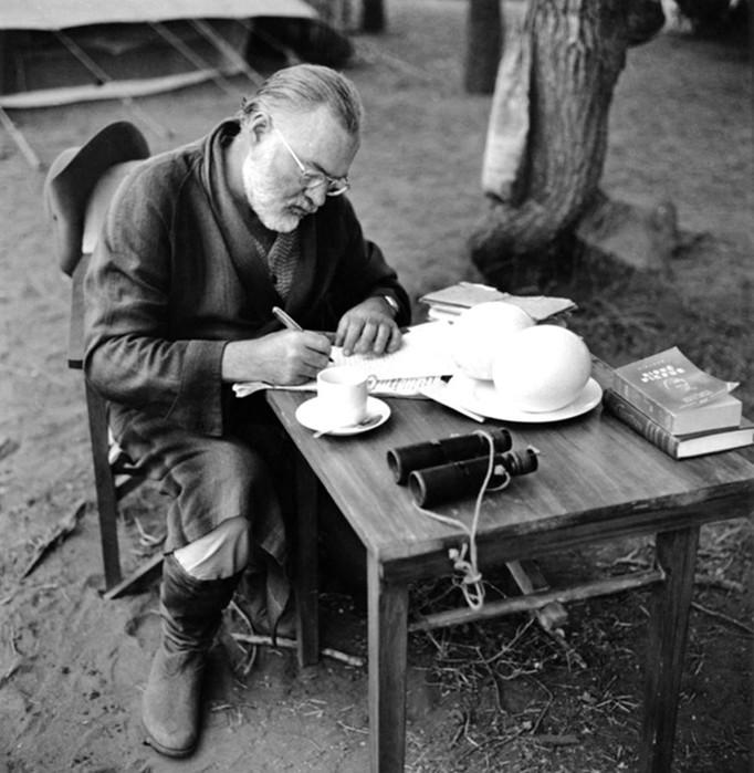 Знаменитое клише «потерянное поколение»: правда Эрнеста Хемингуэя