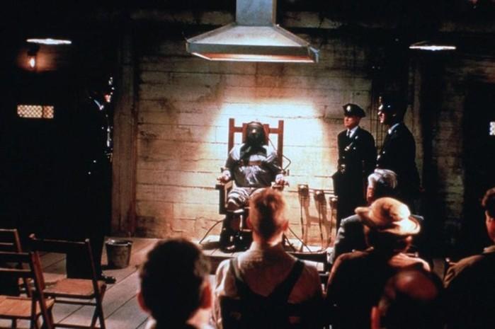 Что чувствует человек при казни на электрическом стуле