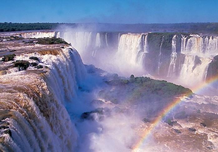 Чудеса Природы. Семёрка новых чудес света