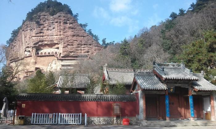 Буддийский комплекс Майцзишань
