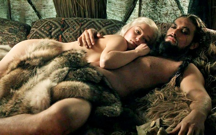 Самые сексуальные сцены «Игры престолов»