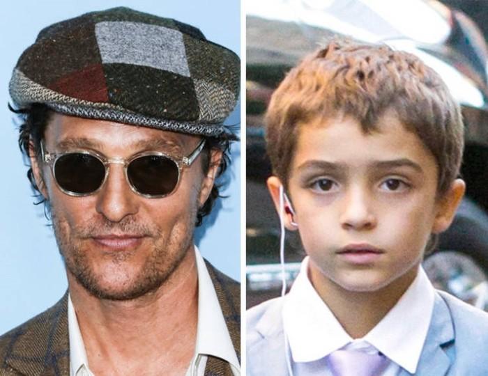 Звездные отцы и их харизматичные дети