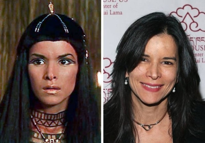 Актёры фильма «Мумия» тогда и сейчас