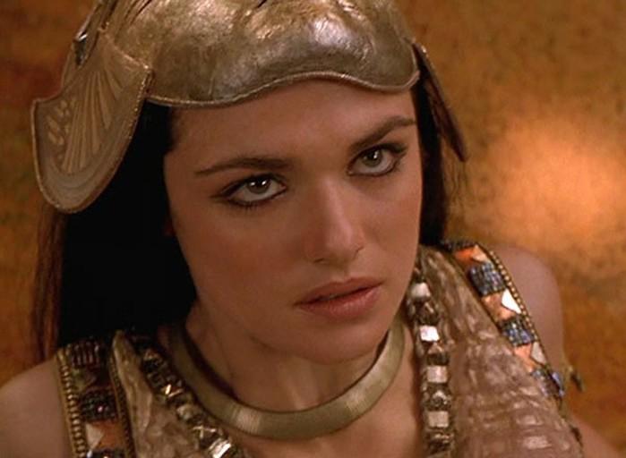 Красивые актрисы, сыгравшие древнеегипетских принцесс
