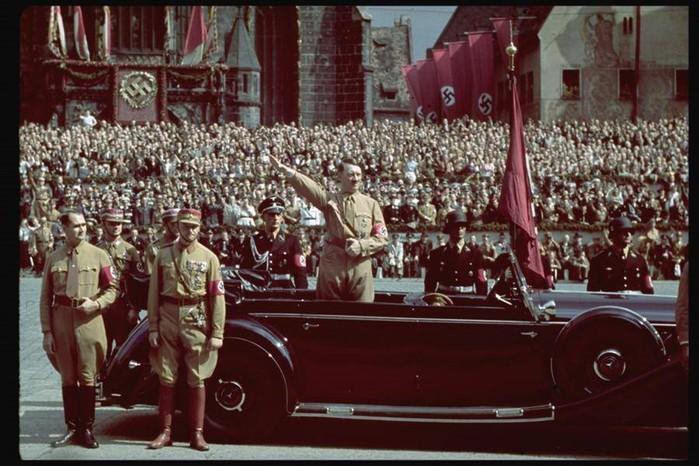 Как Гитлер убедил Германию голосовать за фашизм