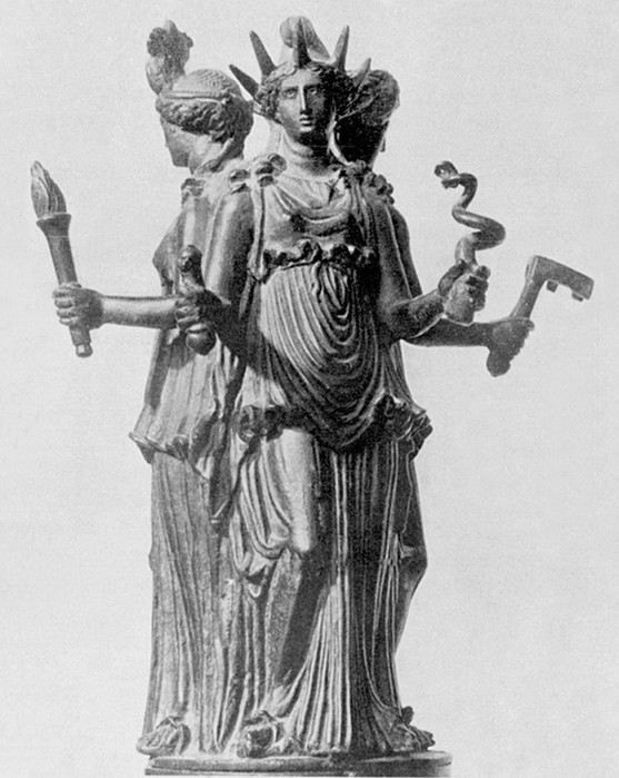 Зловещая богиня Геката! Секреты американской Статуи Свободы