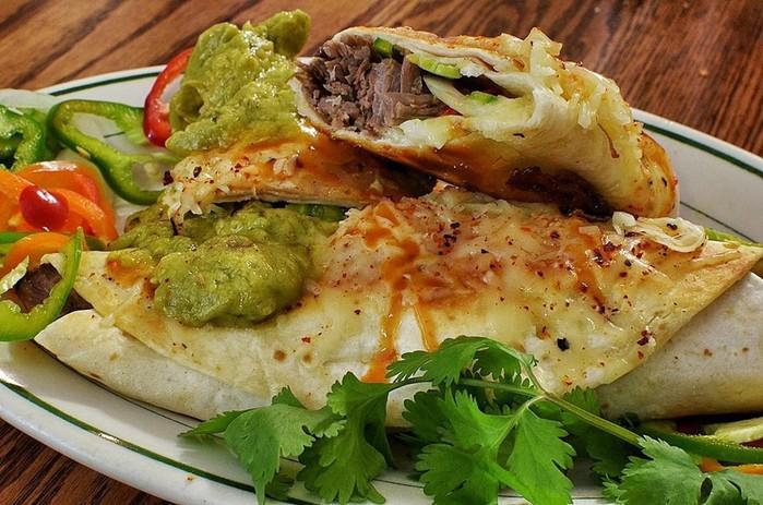 Вредная вкусная мексиканская кухня