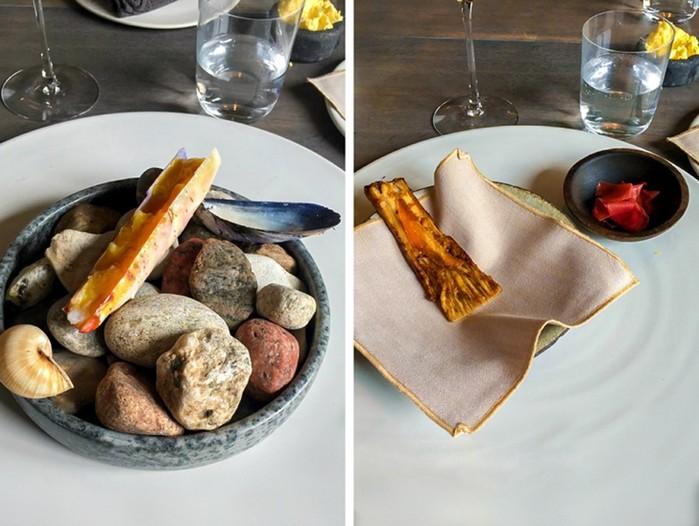 Как выглядят блюда из дорогих «мишленовских» ресторанов