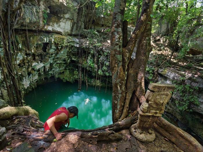 Новые технологии помогут раскрыть древние тайны майя