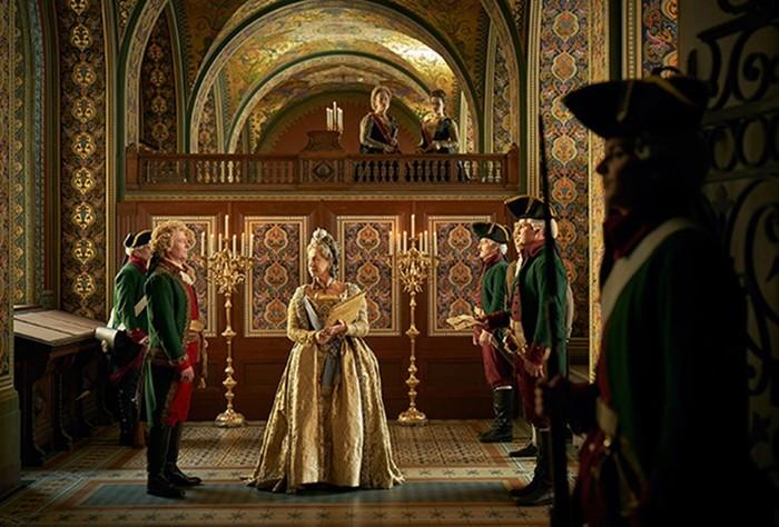 Какой видят жизнь Екатерины Великой иностранцы и россияне