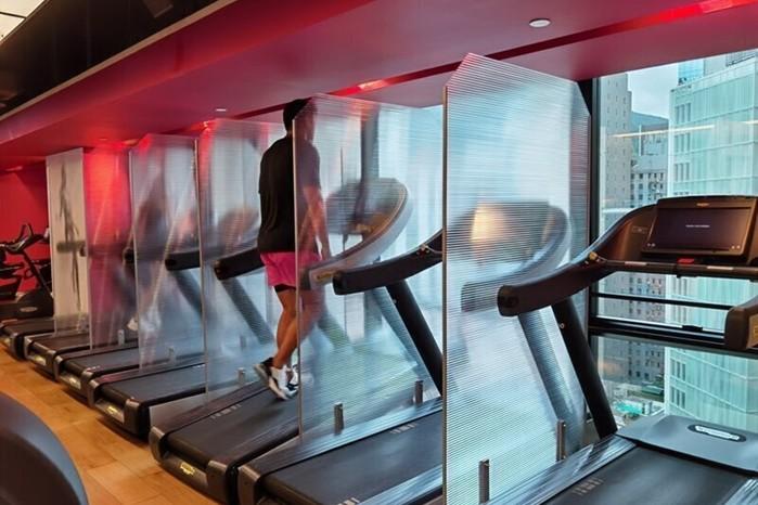 Меры предосторожности в фитнес клубах Гонконга после открытия