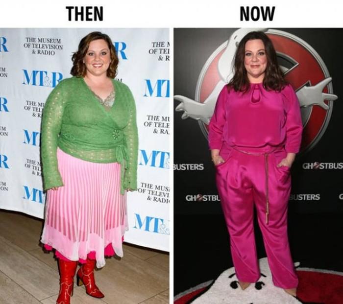 Знаменитости: большая потеря веса