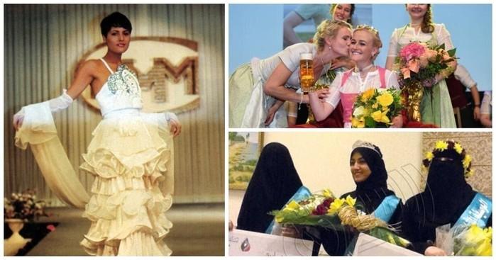 15 необычных королев красоты