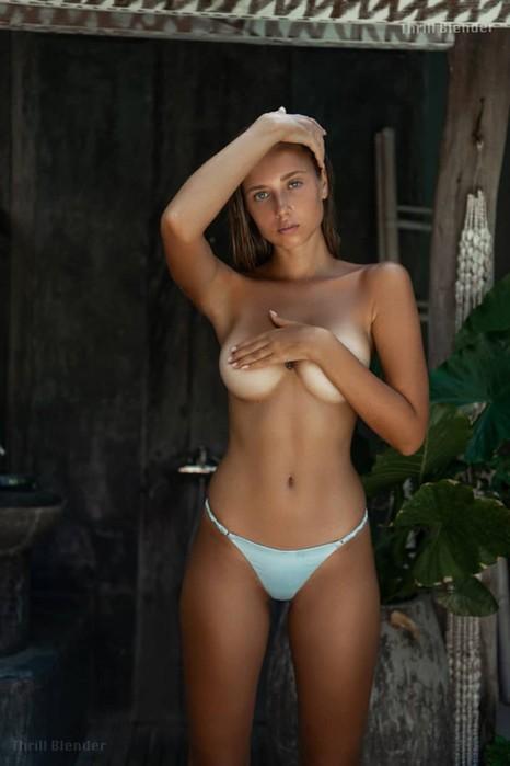 Искусство эротической фотографии: девушки