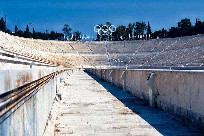 Бег во славу Зевса! История олимпиад