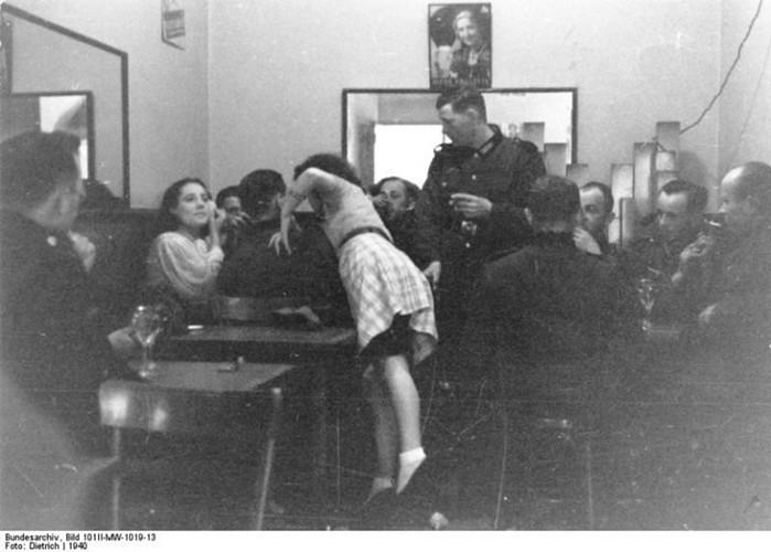 Постельные откровения: как немецкая контрразведка использовала советских проституток