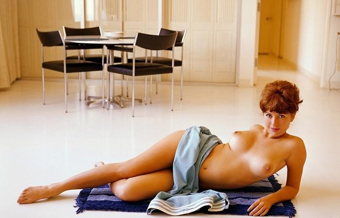 Страницами старого Playboy — первые красавицы середины прошлого века