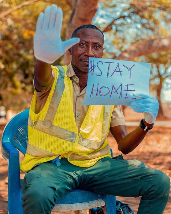 Фотографии и самоизоляции: конкурс #StayHome