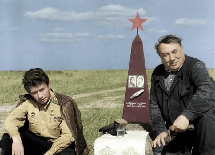 Как снимали фильмы о Великой Отечественной войне