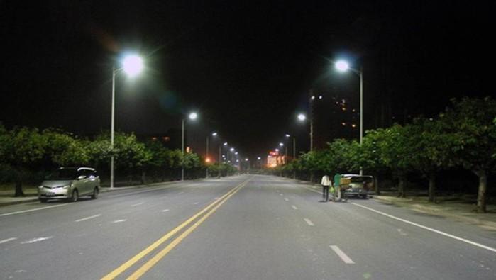 Уличные фонари на светодиодах