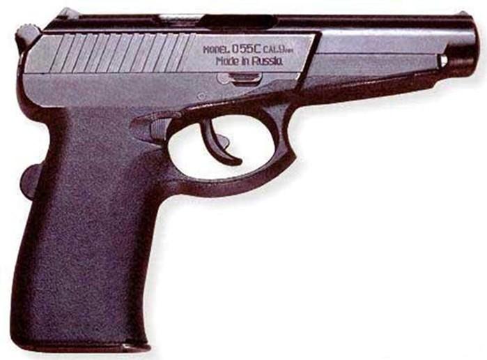СР 1. Самый мощный серийный пистолет российского спецназа