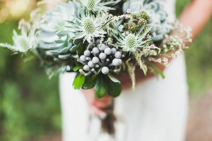 Последние свадебные тенденции во флористике